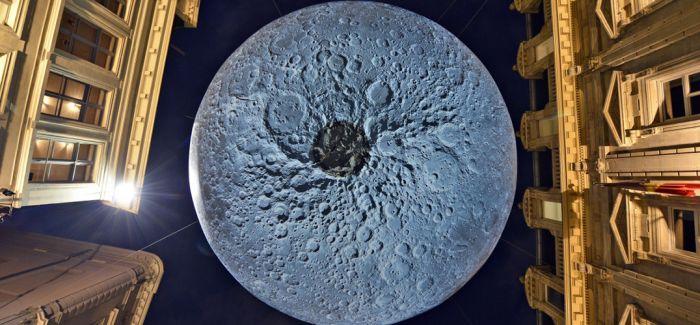 """游遍地球各处的""""月亮"""""""