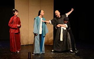 话剧《大医》:青年戏剧人为中医文化发声
