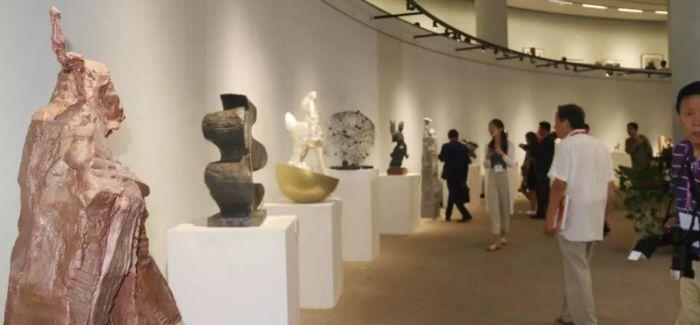 2018年国际现代艺术周西安开幕