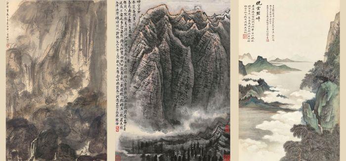 香港秋拍 水墨书画备受瞩目