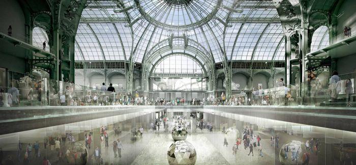 2018年巴黎双年展 大皇宫博物馆开幕
