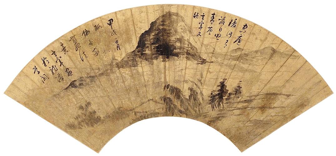 董其昌大展将于12月7日在上博举办
