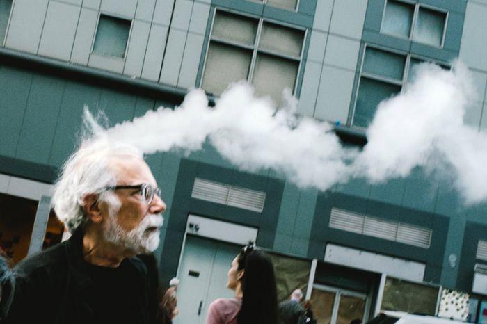 『摄影师』Jonathan Higbee:捕捉纽约街头的巧合时刻