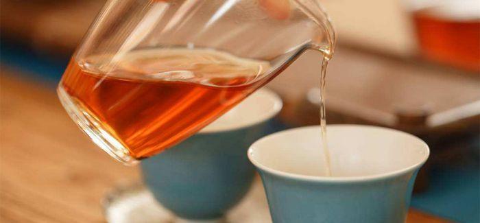秋日里的暖心酸柑茶