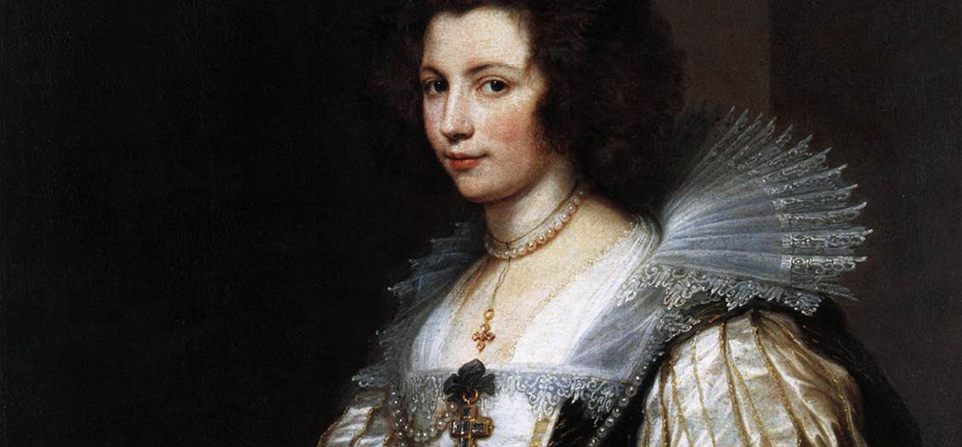 末世的荣耀!两幅王室肖像画将拍卖