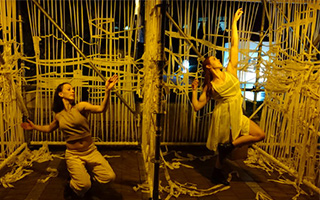 第二届D现代舞展于上海举行