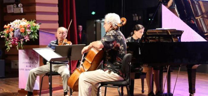 哈萨克斯坦国家爱乐乐团上海保利演绎冼星海作品