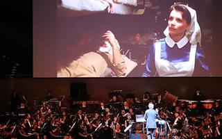 《英国病人》电影交响音乐会在沪举行全球首演