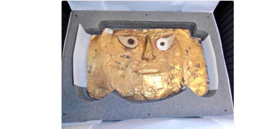 时隔20载 重回秘鲁的黄金面具