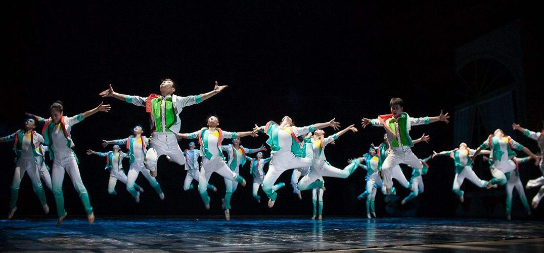 首届中国舞蹈艺术大展在国家大剧院拉开帷幕