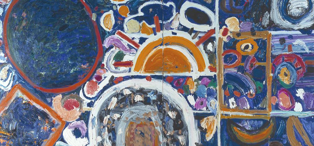 吉莲·艾尔斯亚洲首次画廊个展亮相