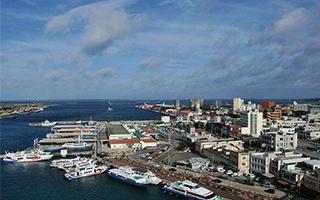 冲绳 美的不仅是海
