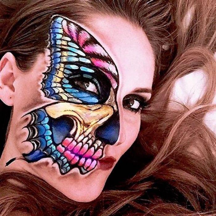 artistic-face-paint-vanessa-davis-the-skulltress-12