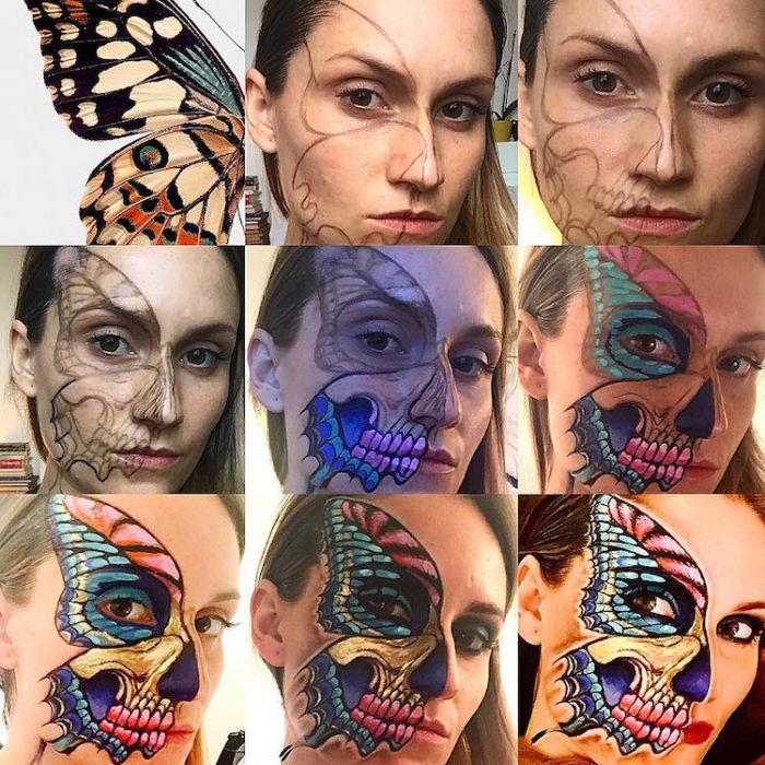 artistic-face-paint-vanessa-davis-the-skulltress-13