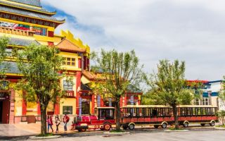 第五届中国非遗博览会济南开幕