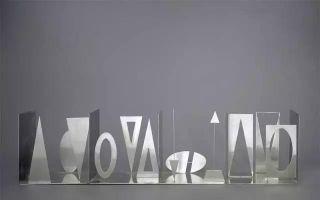 韵律的感性与数学的逻辑 在雕塑中融合