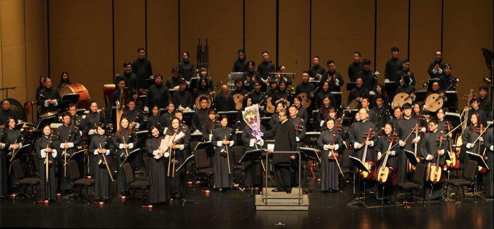 香港中乐团开启2018年内地巡演