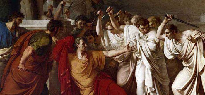 《裘力斯·凯撒》:戏剧与现实的宿命相遇