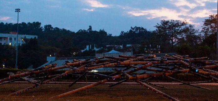 卢远良:《竹之穹顶》