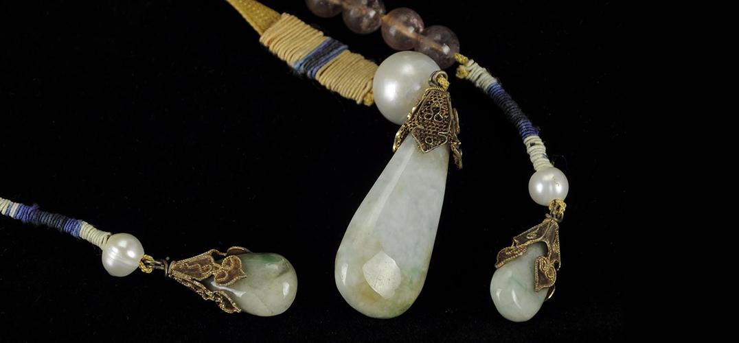 清代古董珠宝  内敛的奢华