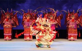 """上海中秋戏曲晚会:各地艺术家首次""""大团圆"""""""