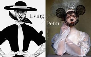 Irving Penn:去芜存菁的镜头美学
