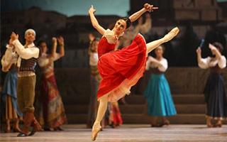 首届西安国际舞蹈节拉开帷幕