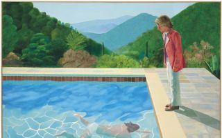 """大卫·霍克尼:下一个""""最贵""""在世艺术家"""