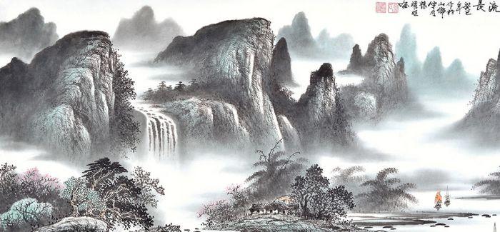 """""""浙东之光"""" 潘天寿艺术提高民族文化自信"""