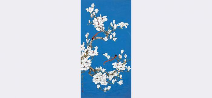 香港苏富比中国书画秋拍 于非闇工笔花鸟