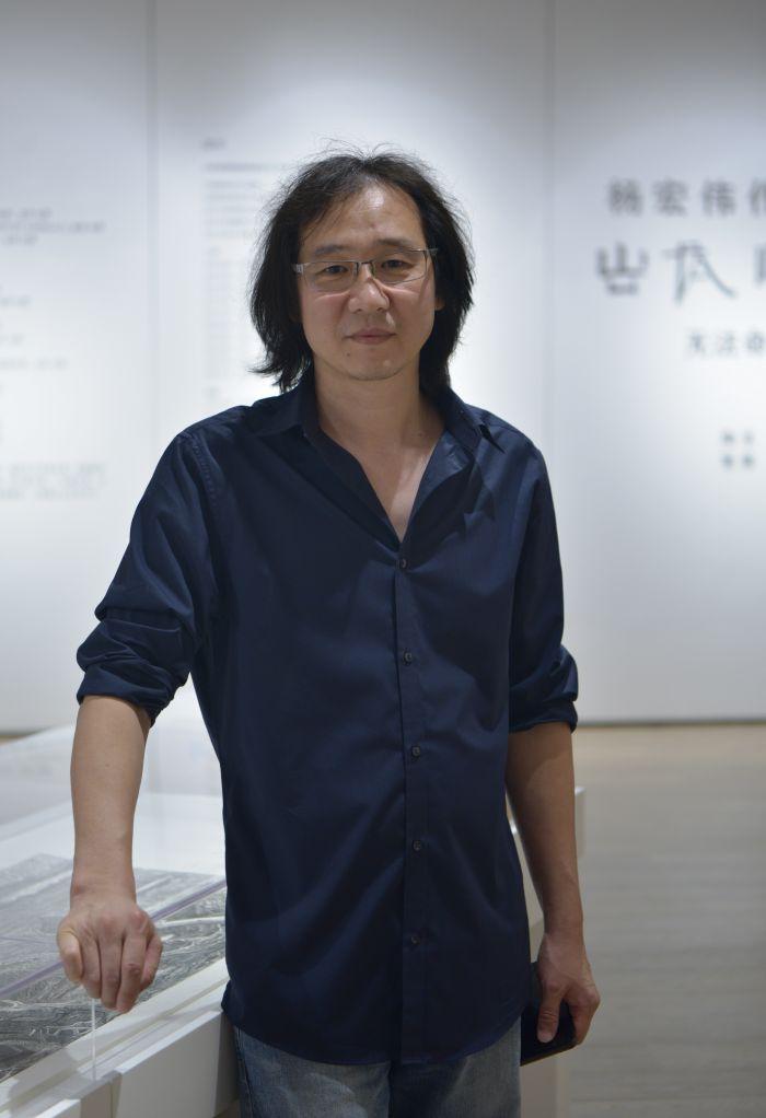 艺术家 杨宏伟