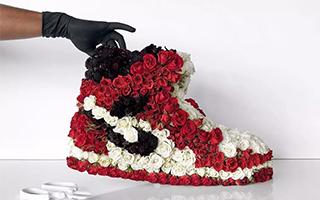 """美好而易逝的""""花鞋"""""""