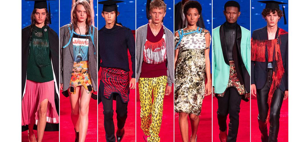 从电影中得到的时尚灵感惊艳纽约时装周