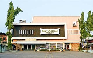 印度旧影院的混搭现代主义