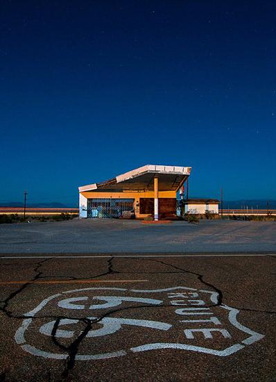 Noel Kerns:沿途风景