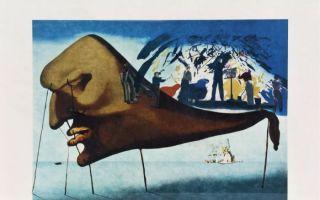 现代主义画作 知人知世界