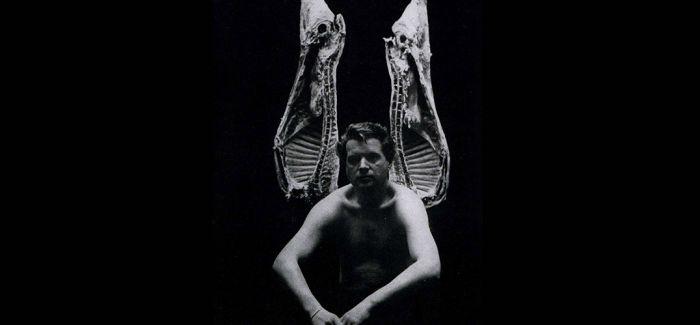 """培根在牛肋骨中看到了""""美"""""""