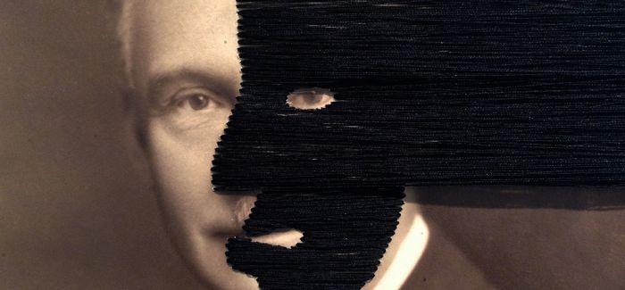 彩色刺绣VS黑白照片:对比之下的诡异