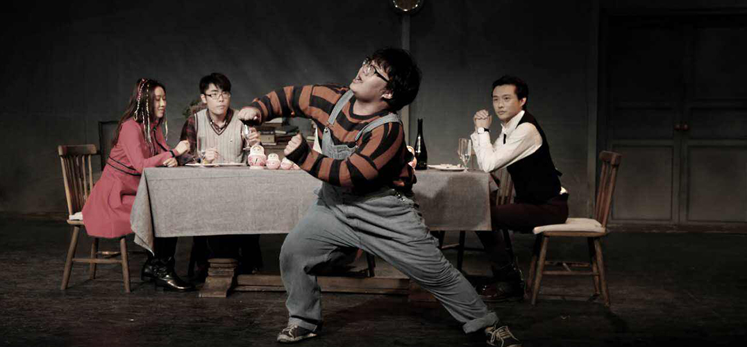 国家话剧院《船歌》参演上海国际艺术节