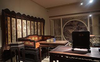 故宫新开家具馆 展出清代家具300余件