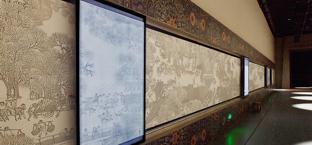 山西计划举办《清明上河图3.0》高科技互动艺术展演