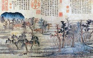 赵孟頫《鹊华秋色图》即将亮相台北故宫