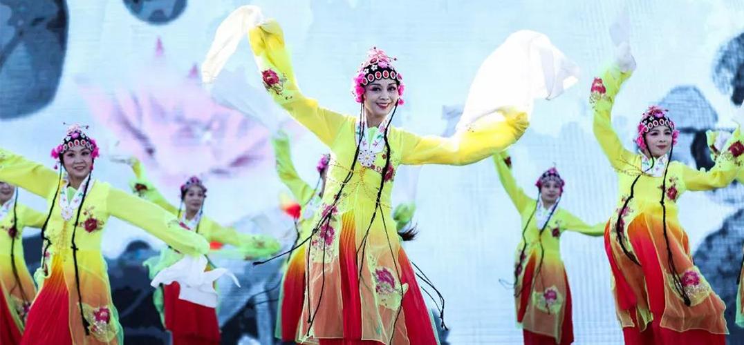 """第七届中国舞蹈节""""9·15""""系列活动开幕"""