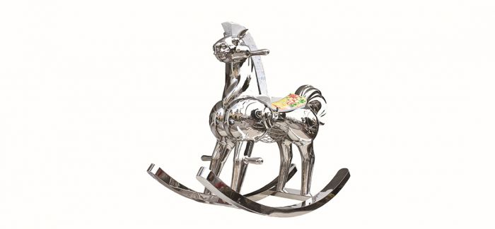 廖迎晰:代表作《国王的座骑》