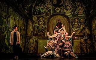 舞剧《一梦·如是》演绎丝路精神之旅