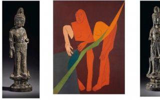 佳士得纽约亚洲艺术周总成交额破三千万美元