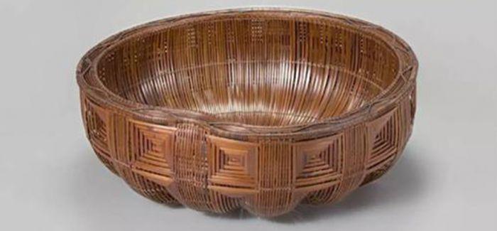 苏州博物馆展出旧金山亚洲艺术博物馆藏日本竹器