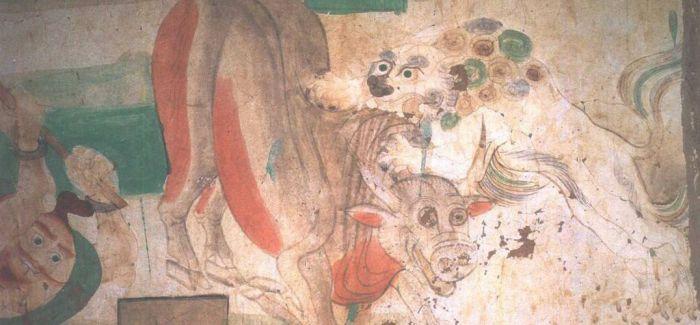 秋分时节 有牛为伴 古代敦煌壁画中的牛