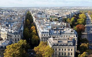 美在巴黎:六区与十六区