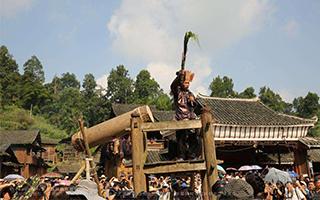 黄岗村喊天节:古老的求雨节日